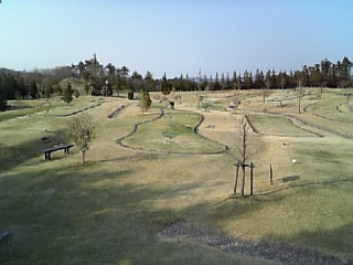 ターゲット・バードゴルフ