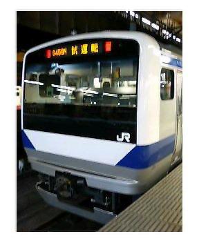 新作電車?
